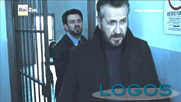 Turbigo - Marco Mainini durante uno dei film che l'hanno visto tra i protagonisti