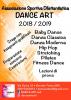 Bernate Ticino - 'Dance Art', programma 2018/2019