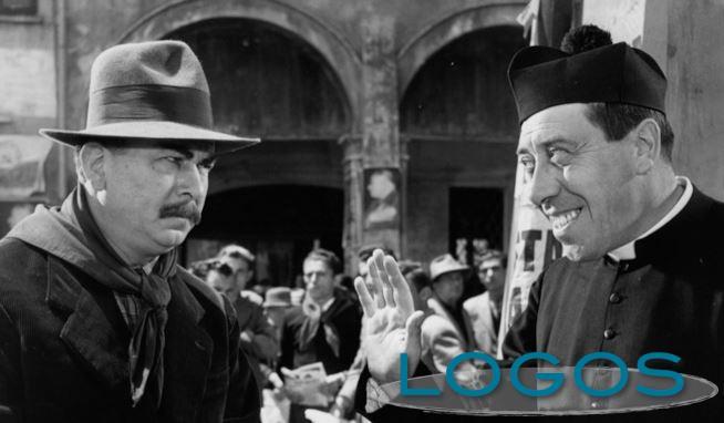 Ferno - Don Camillo e Peppone (Foto internet)