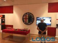 Legnano - Mostra sull'Alfa Romeo
