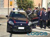 Magnago - Una nuova auto per i Carabinieri, il dono di cinque Comuni