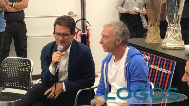 Sport - Fabio Capello ospite a 'Milano Calcio City'