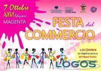 Magenta - 'Festa del Commercio': la locandina