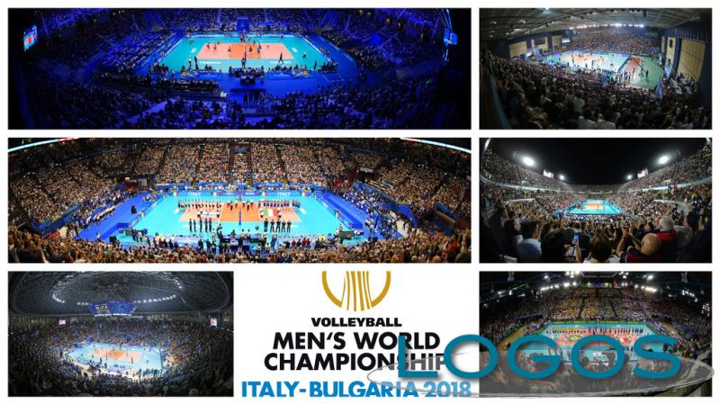 Sport - Campionati del Mondo maschili di pallavolo