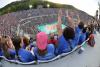 Il terzo tempo - Tifosi sugli spalti per la Nazionale Italiana maschile di pallavolo (Foto internet)
