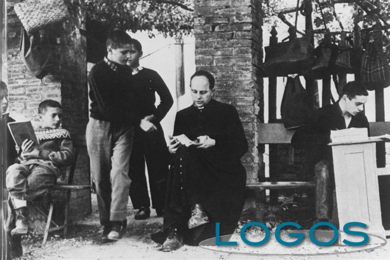 Inveruno - Don Lorenzo Milani e la scuola di Barbiana (da internet)