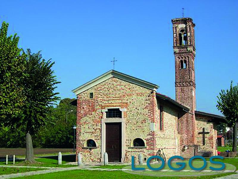 Nosate - La chiesetta di Santa Maria in Binda (Foto internet)