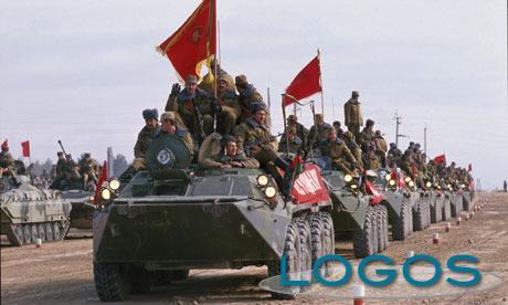Nostro Mondo - Le truppe sovietiche in Afghanistan (Foto internet)