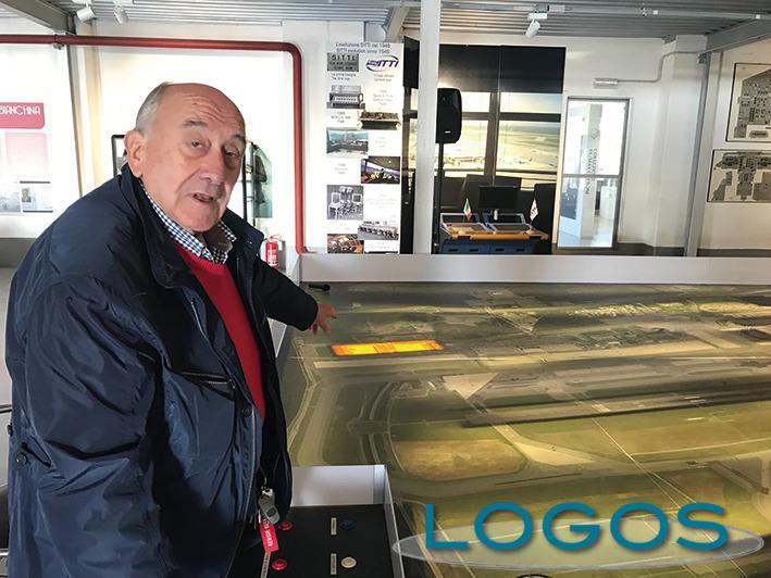 Malpensa - Il vicepresidente di Volandia, Luciano Azzimonti