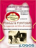 Eventi / Turbigo - 'Fusilli & Fantasmi'