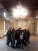 Scuola / Castano - Studenti del Torno guide turistiche in Villa Rusconi