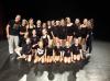 Castano Primo - Brian Bullard con le allieve della scuola di danza 'Tersicore'