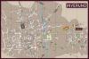 Inveruno - La mappa del servizio navetta