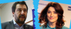 Comunicaré - Salvini e Isoardi (Foto internet)