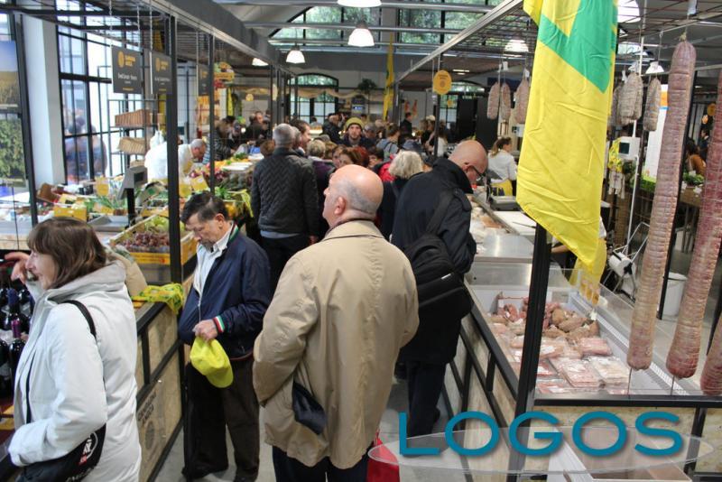 Milano - Mercato agricolo coperto