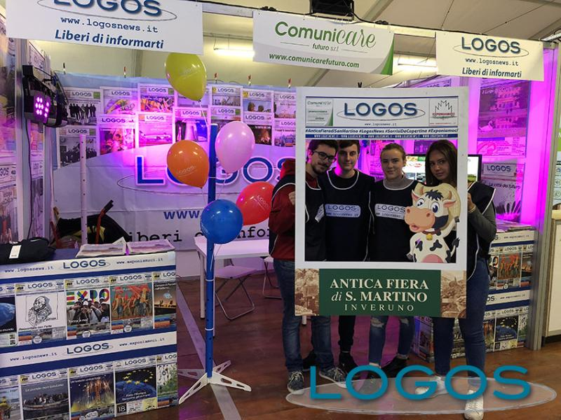 Logos _ In fiera a Inveruno 2018