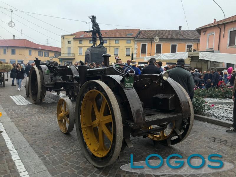 Fiera di San Martino - La tradizionale sfilata e benedizione dei trattori