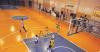 Castano Primo - Una partita di basket nella palestra comunale di via Giolitti (Foto d'archivio)
