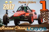 Sport - Michele Giliberti campione italiano nel 2017 (Foto d'archivio)