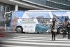 Milano - Il bus in viaggio in Europa