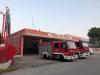 Inveruno - La caserma dei Vigili del fuoco