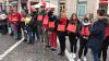 """Castano Primo - Flash mob in piazza per dire """"No alla violenza sulle donne"""""""