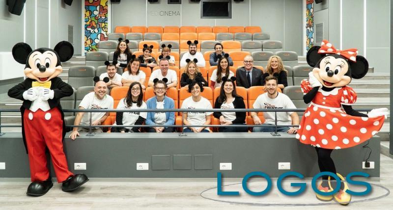 Disney VoluntEArs con Daniel Frigo e Fabiola Bertinotti