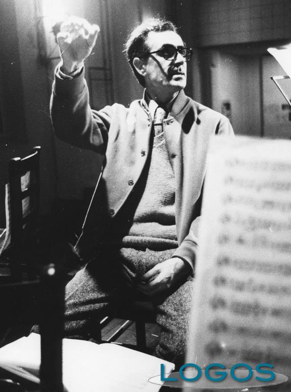 Castano Primo - Il maestro Angelo Paccagnini (Foto internet)