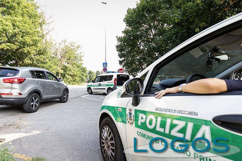 Castano Primo - Polizia locale (Foto d'archivio)