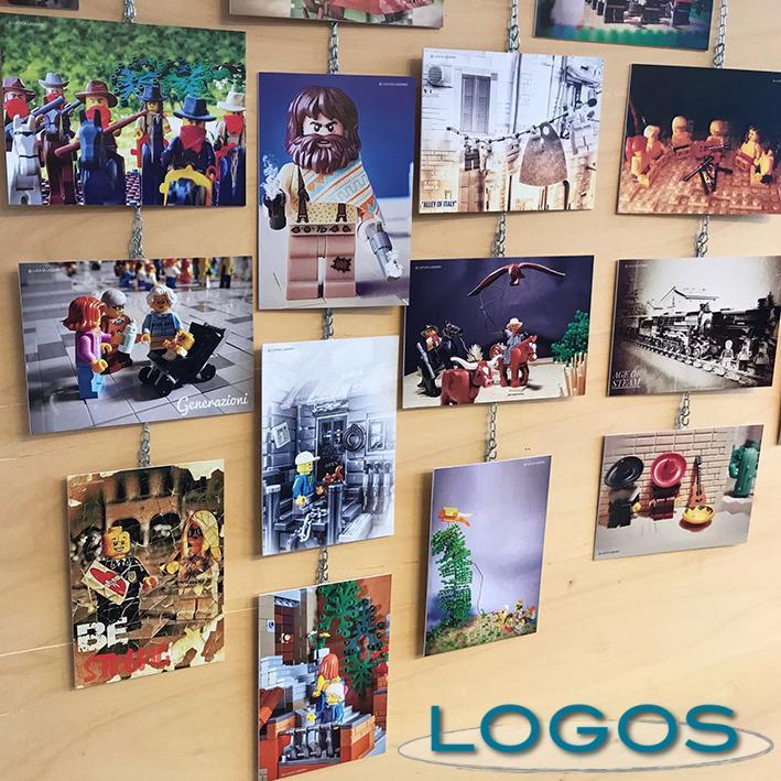 Eventi - Alcune immagini della mostra con i Lego