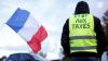 Francia - 'Gilets jaunes' in azione a Parigi (da internet)