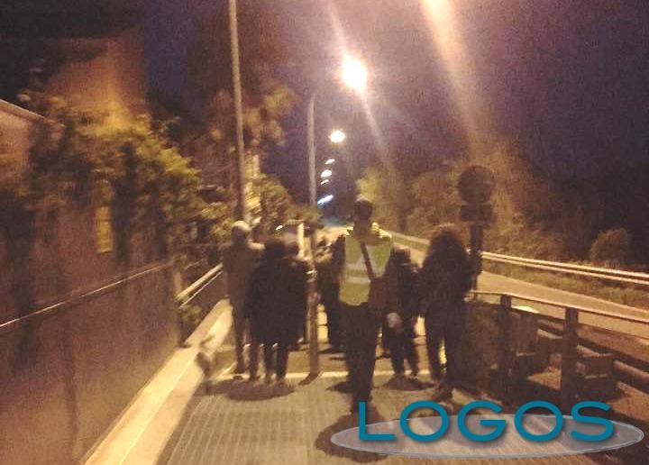 Territorio - Camminata notturna lungo il naviglio