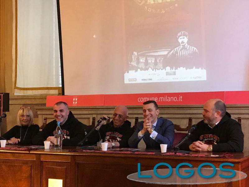 Milano - La conferenza stampa di presentazione della festa