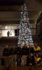 Turbigo - L'albero di Natale in piazza Bonomi