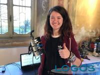 Storie - Greta Galli con il braccio cibernetico fatto con i Lego