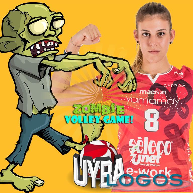 Busto Arsizio - 'Zombie Volley Shooter UYBA'