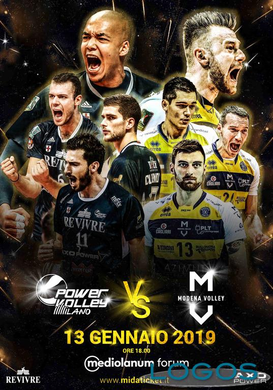 Sport - Revivre contro Modena al Forum