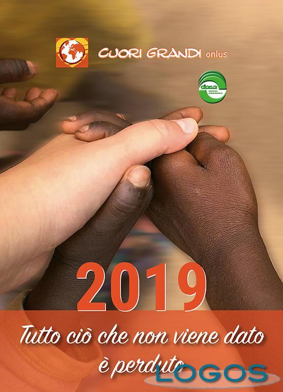 Magenta - Il calendario 2019 dell'associazione 'Cuori Grandi onlus'