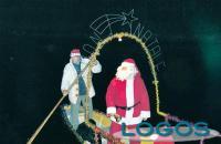 Turbigo - Babbo Natale sul Naviglio (Foto d'archivio)