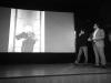 Cuggiono - Hermes Mereghetti e il direttore di Logos, Vittorio Gualdoni, durante la presentazione