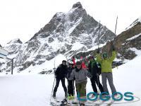 Mesero - Si scia con gli amici del GAMM