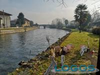 Robecchetto - Presepe lungo il Naviglio 2018.2
