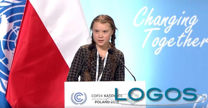 Rubrica Il bastian contrario - Katowice, giovane attivista (da internet)