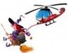 Eventi - Befana in elicottero (Foto internet)