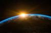 Meteo Sincero - Sorgere del sole sulla Terra (da internet)