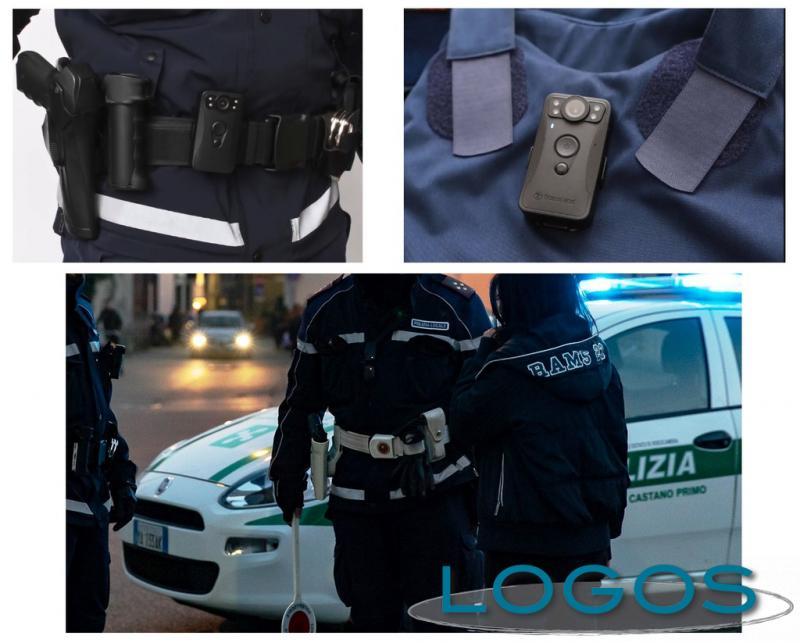 Castano Primo - Bodycam per la Polizia locale