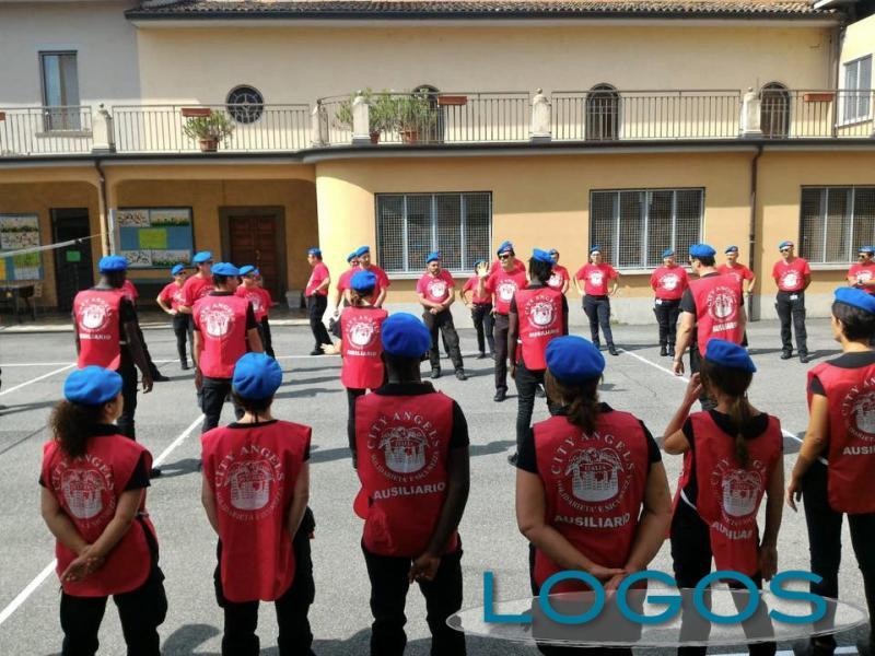 Milano - Volontari dei City Angels