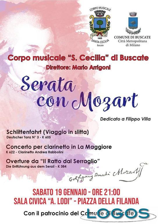 Buscate - 'Serata con Mozart'