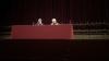 Milano - La senatrice Liliana Segre durante la sua testimonianza