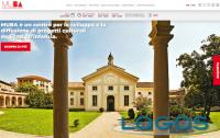 MIlano - MUBA, home page del sito